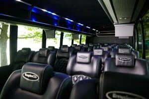 Mini Coach Interior A